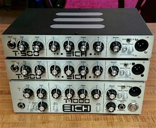 Eich Amplification T300