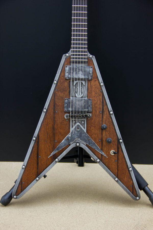 Cristh Rod - Guitarra Flying Celtic