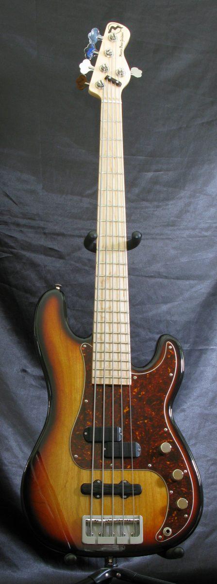 Marco Bass Guitars P Bass