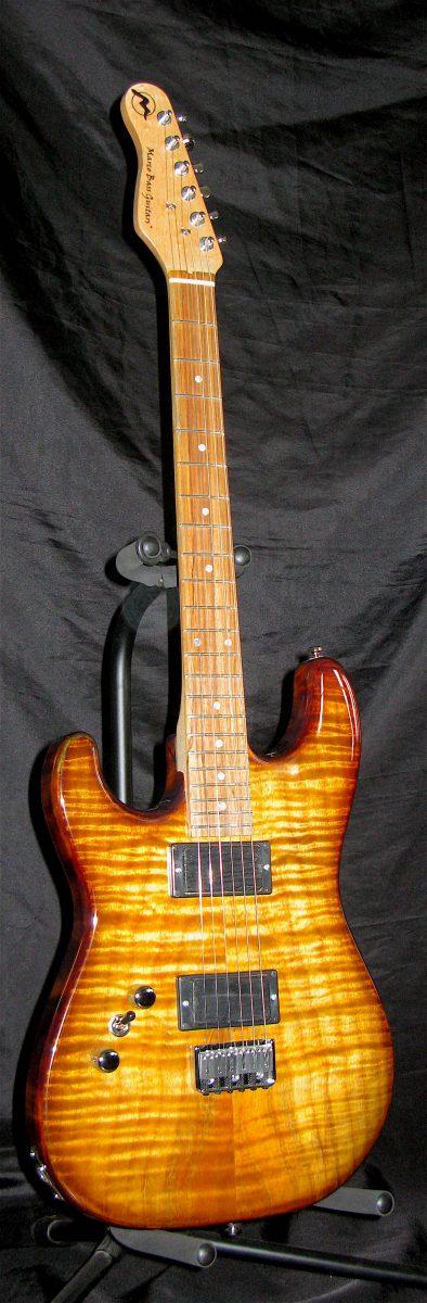 Marco Bass Guitars Guitarra STL