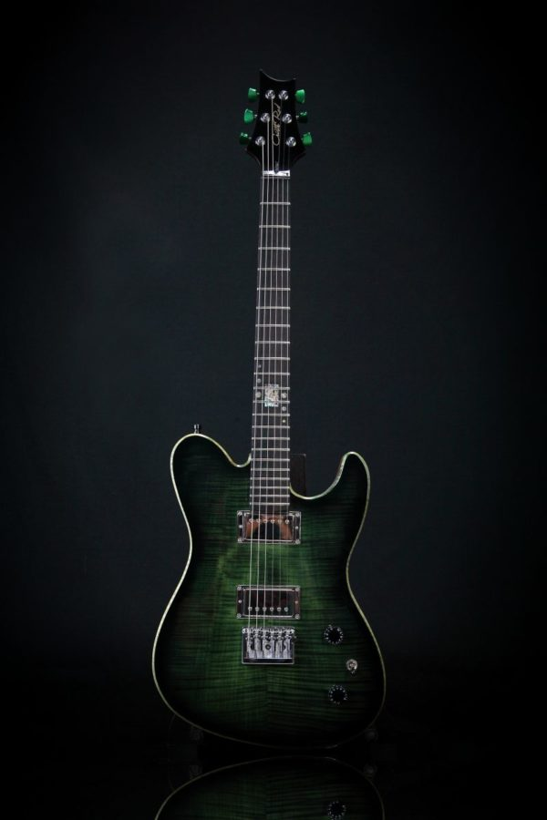 Cristh Rod - Silverado Avenger Guitar